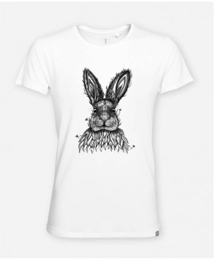 MEN HASE WOODSHIRT von Maarta