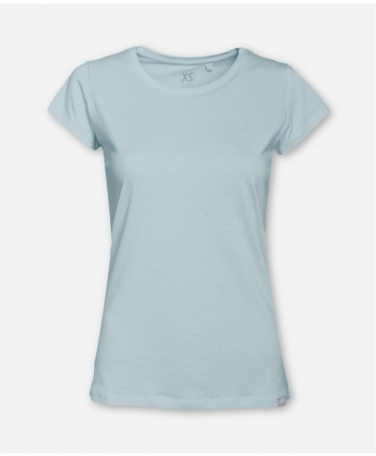 WOMEN MISTY BLUE WOODSHIRT
