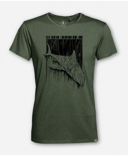 MEN TIGERSHARK WOODSHIRT von martinskowsky