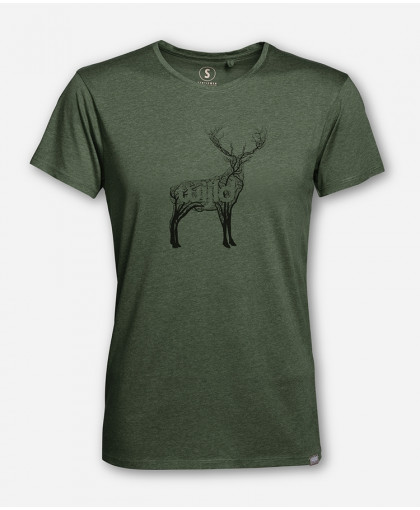 MEN TWIGSDEER WOODSHIRT von wijld