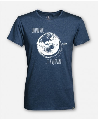 MEN WIJLD WORLD WOODSHIRT von wijld