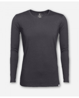 MEN DARK GRAY LONGSLEEVE