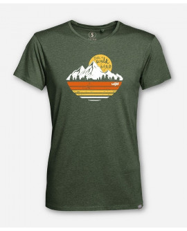 MEN MOUNTAINWALK WOODSHIRT von wijld