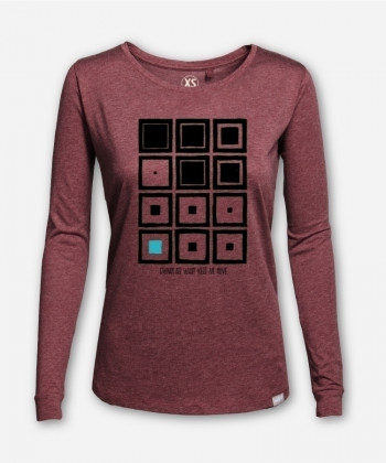 WOMEN COLOURS LONGSLEEVE von Angelo Cicero