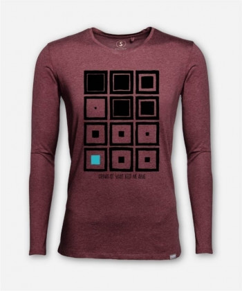 MEN COLOURS LONGSLEEVE von Angelo Cicero