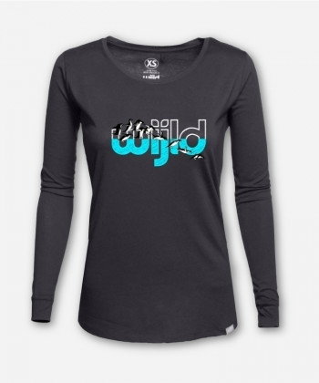 WOMEN COOL SUMMER LONGSLEEVE von wijld