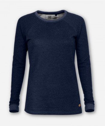 WOMEN LUMBER SWEATER DARK BLUE