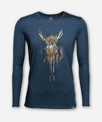 MEN DEERCATCHER LONGSLEEVE von everywhere you go