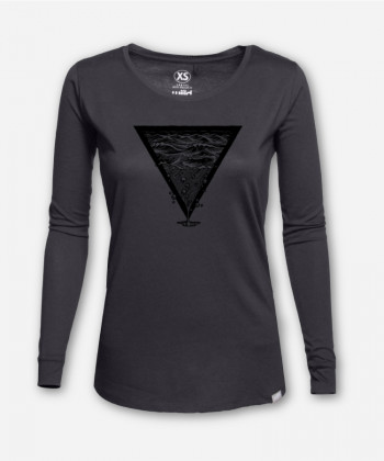 WOMEN ELEMENT WATER LONGSLEEVE von Julia Schneider