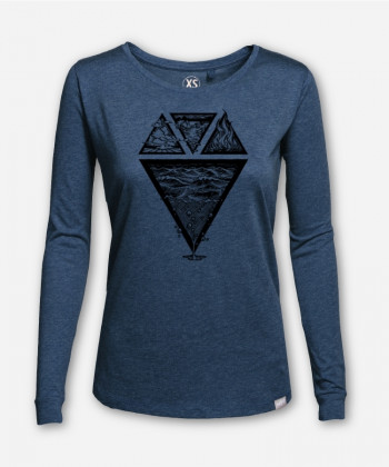 WOMEN ELEMENTS LONGSLEEVE von Julia Schneider