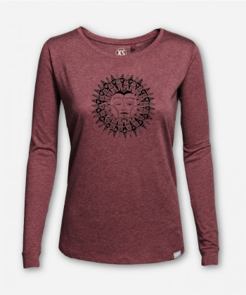 WOMEN EVERYDAY SUNSHINE LONGSLEEVE von SMUCK