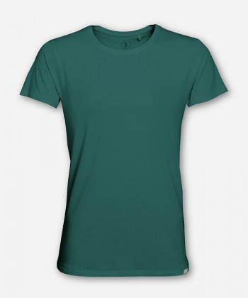 MEN FOREST GREEN WOODSHIRT