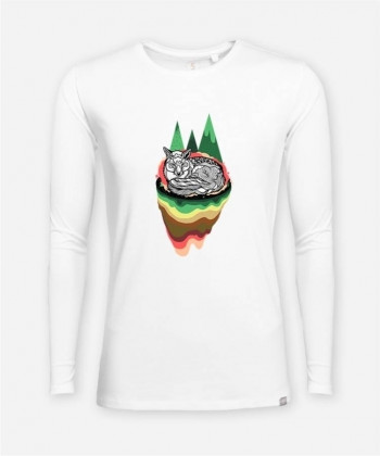 MEN FOX ISLAND LONGSLEEVE von Casiegraphics