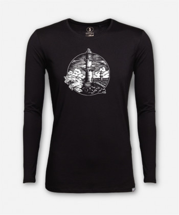 MEN LIGHTHOUSE LONGSLEEVE von Julia Schneider