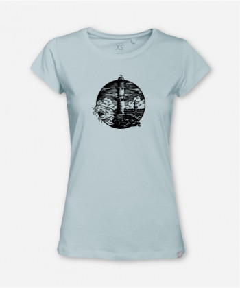 WOMEN LIGHTHOUSE WOODSHIRT von Julia Schneider