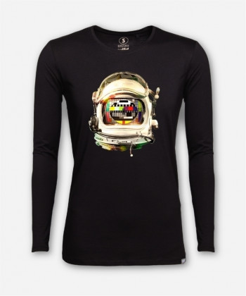MEN SPACE HELMET LONGSLEEVE von wijld