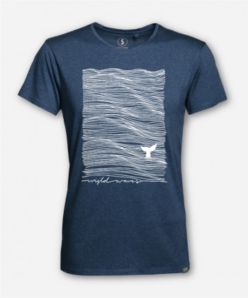 MEN WIJLD WAVES WOODSHIRT von wijld