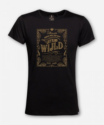 MEN WIJLD LABEL WOODSHIRT von wijld