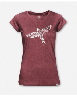 WOMEN WIJLD BIRD WOODSHIRT by wijld
