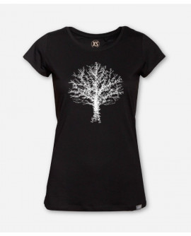 WOMEN WIJLD TREE WOODSHIRT by wijld