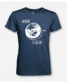 MEN WIJLD WORLD WOODSHIRT by wijld