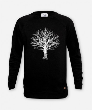 MEN WIJLD TREE SWEATER by wijld