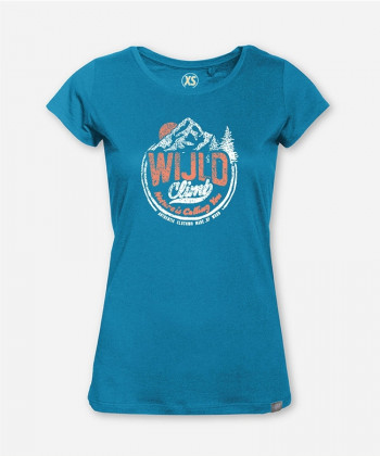 WOMEN WIJLDCLIMB WOODSHIRT by wijld