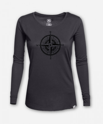 WOMEN WINDROSE LONGSLEEVE by Hannibelle