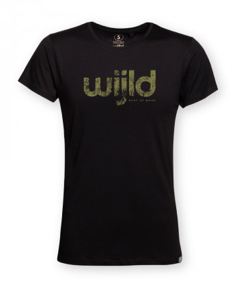 WIJLD FONT WOODSHIRT HOMMES