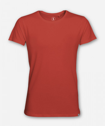 WOODSHIRT CLAY RED HOMMES