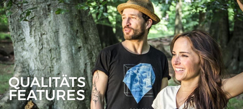 Warum sich ein T-Shirts aus Holz so gut trägt