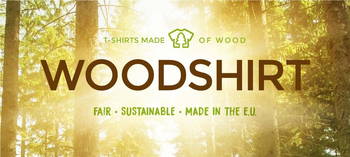 sustainable and fair fashion made of wood