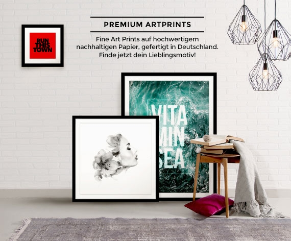 Premium Poster - made in Germany