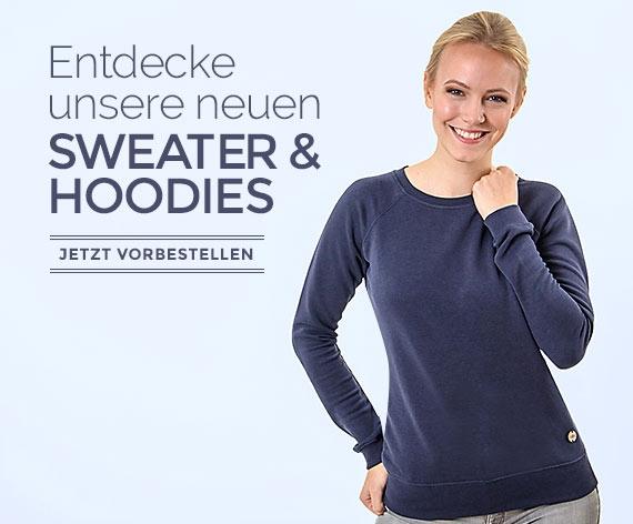 Sweater und Hoodies aus Holz für Frauen