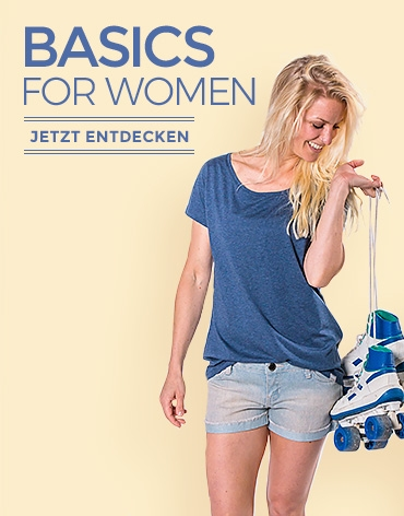 WoodShirt by wijld - Mode aus Holz für Frauen - Basics