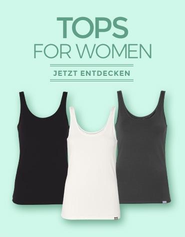 Tank Tops by wijld - Mode aus Holz für Frauen