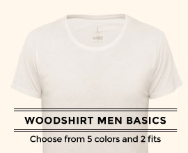 woodshirt by wijld - MEN Basic